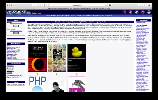 Книги бесплатные для обучения программированию заочное обучение в словакии банска бистрица россии