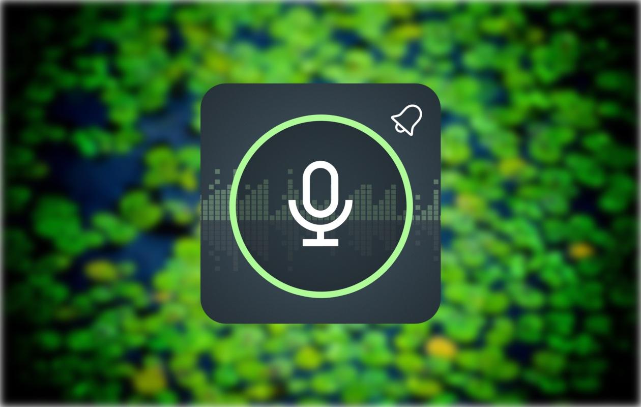 Voice Memo для OS X: Напомни будущему себе о срочных задачах!