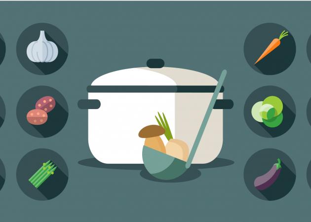 Какие овощи полезнее есть приготовленными, а не сырыми