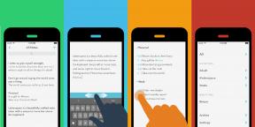 Letterspace — только заметки и ничего лишнего