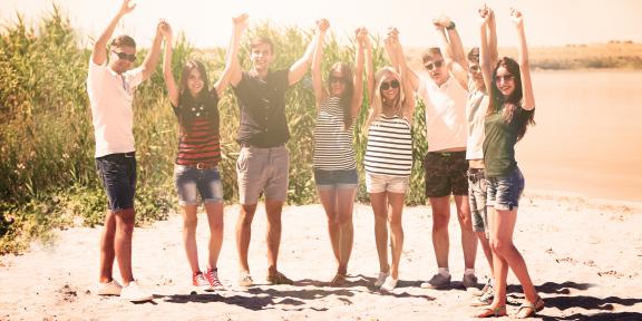 Как научиться делать хорошие групповые фотографии, чтобы все были довольны