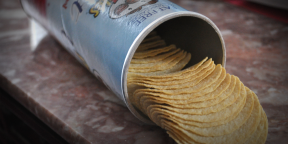 Как едят Pringles настоящие лайфхакеры