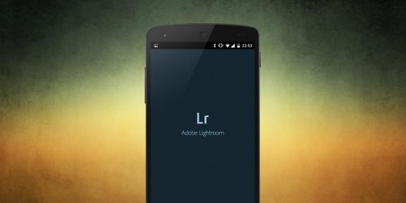 Мини-обзор Adobe Lightroom для Android