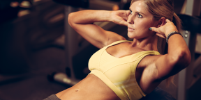 Упражнения, которые помогут сделать ваш живот плоским