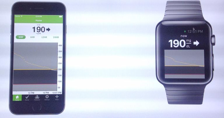 Apple Watch научат измерять уровень сахара в крови