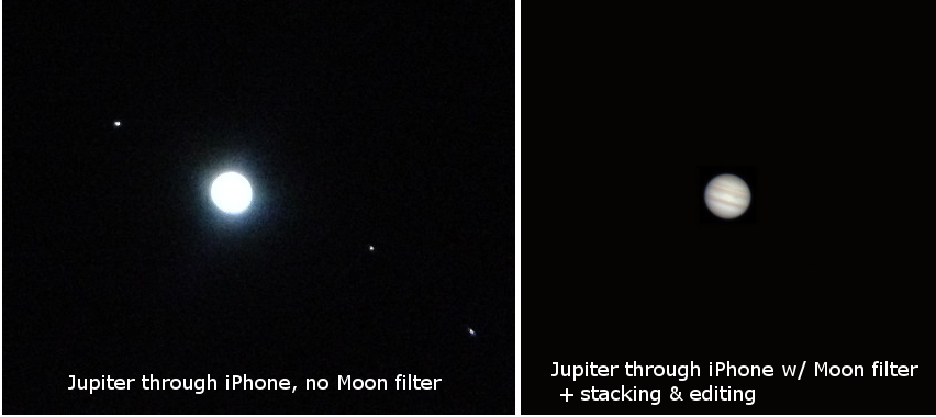 jupitercomparisoniphone