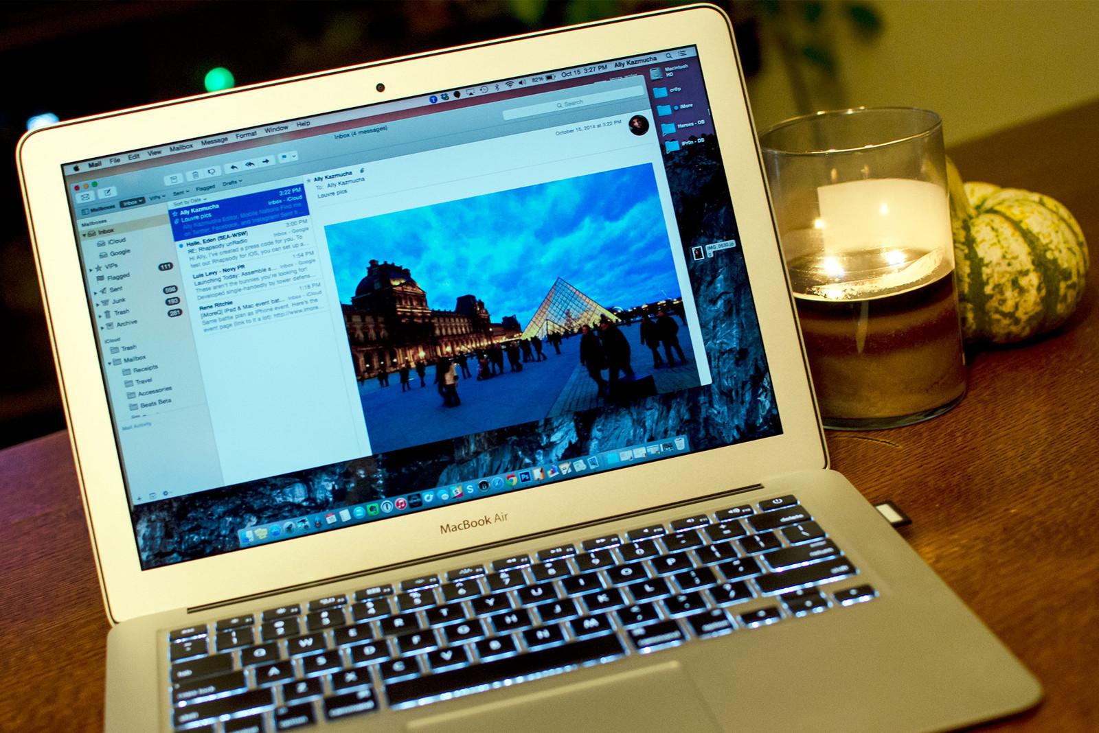 Как освободить гигабайты свободного места на Mac при помощи очистки кэша Mail