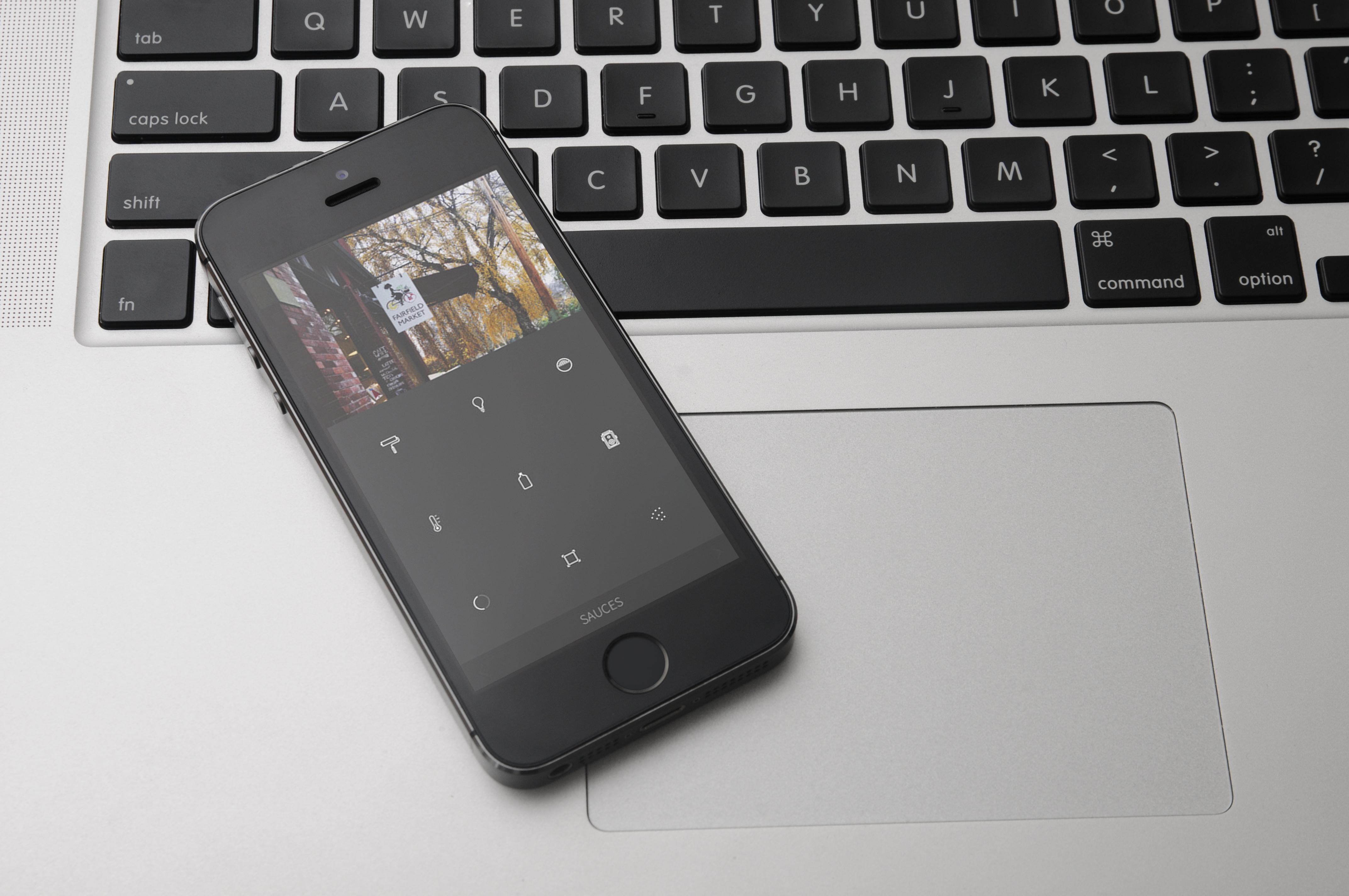 REBELSAUCE: Фоторедактор для iPhone с действительно отличными фильтрами