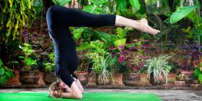 Йога от похмелья и головной боли