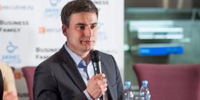 Рабочие места: Альмир Салимов, генеральный директор клуба менеджеров E-xecutive