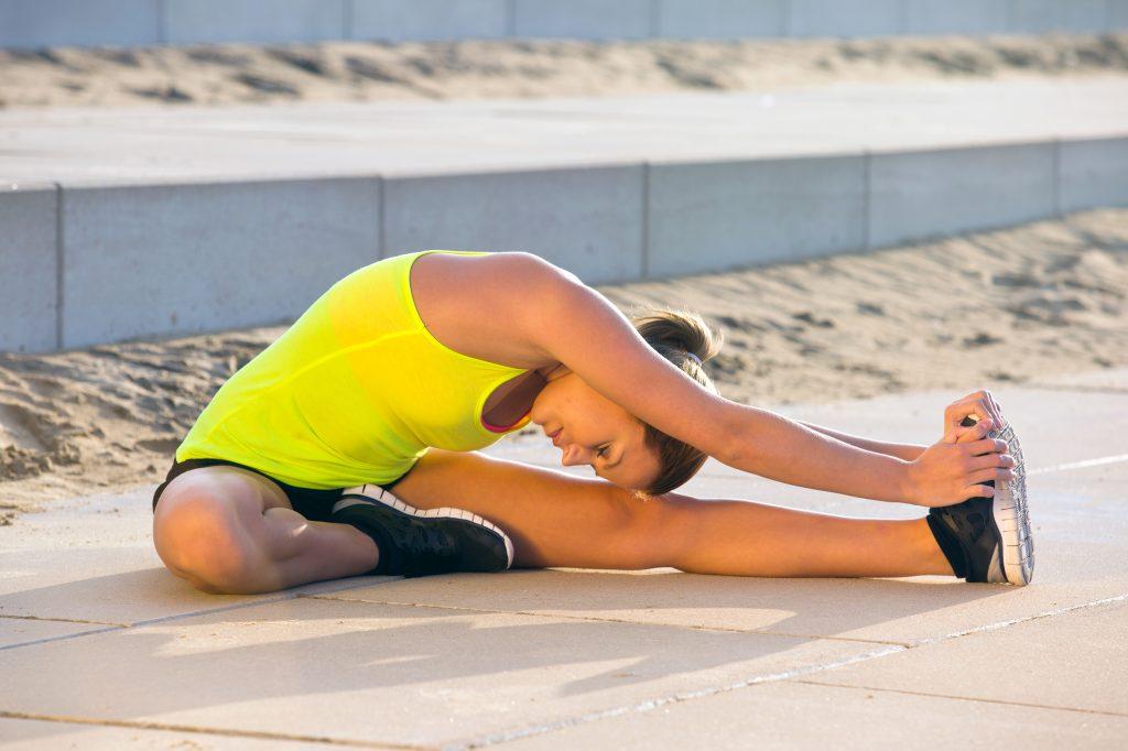 Упражнения для расслабления ног, как расслабить мышцы