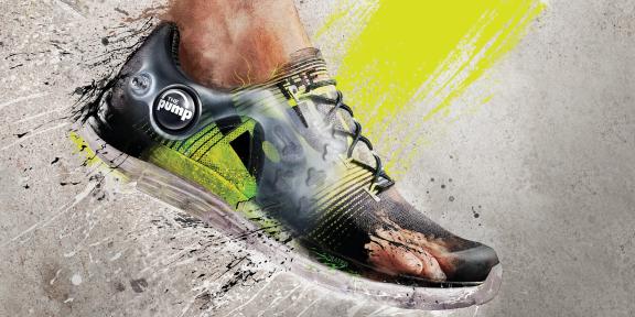 Reebok ZPump Fusion —  кроссовки, которые качают