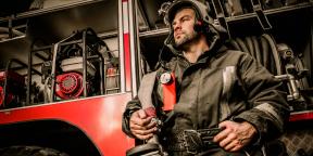 Кроссфит от пожарных Нью-Йорка