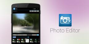 Photo Editor — лучший бесплатный фоторедактор для Android