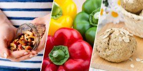 Какие продукты взять в дорогу, чтобы не отравиться и не упасть без сил