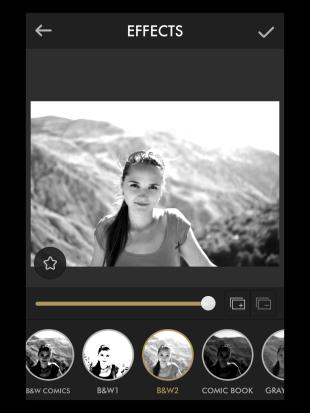 Fotor для iPhone: Простая и удобная фотостудия у вас в кармане
