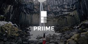Priime — фоторедактор для iOS, который сам подберёт оптимальный фильтр
