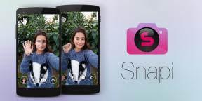 Приложение Snapi для Android научит вас делать селфи по-новому