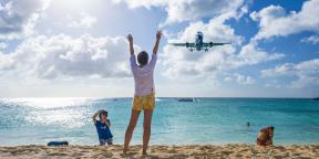 7 необычных аэропортов мира глазами очевидцев из Instagram