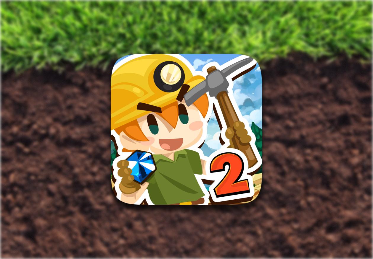 Pocket Mine 2  - доберись до самых недр земли