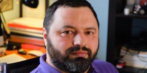 Рабочие места: Сергей Славинский, директор брендингового агентства Syndicated Brands
