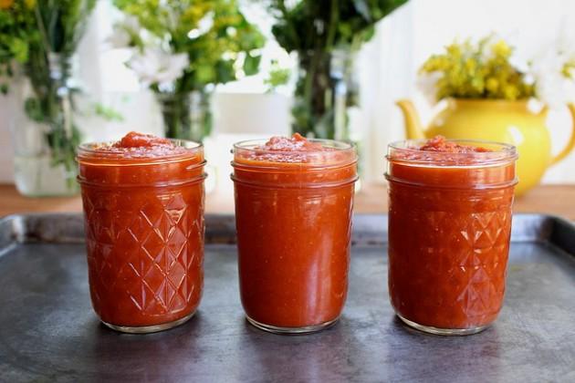 Рецепты вкусного кетчупа