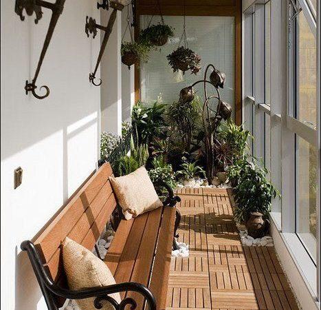 100 лучших идей отделки и ремонта балкона и лоджии на фото