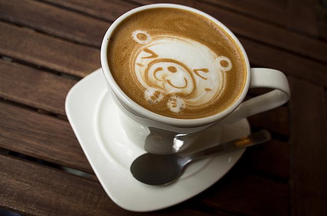 Утренний кофе и секс