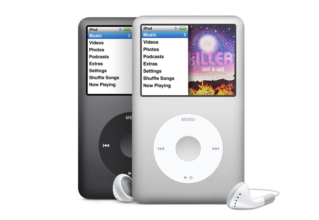 iFlash вдохнет новую жизнь в ваш старый iPod Classic
