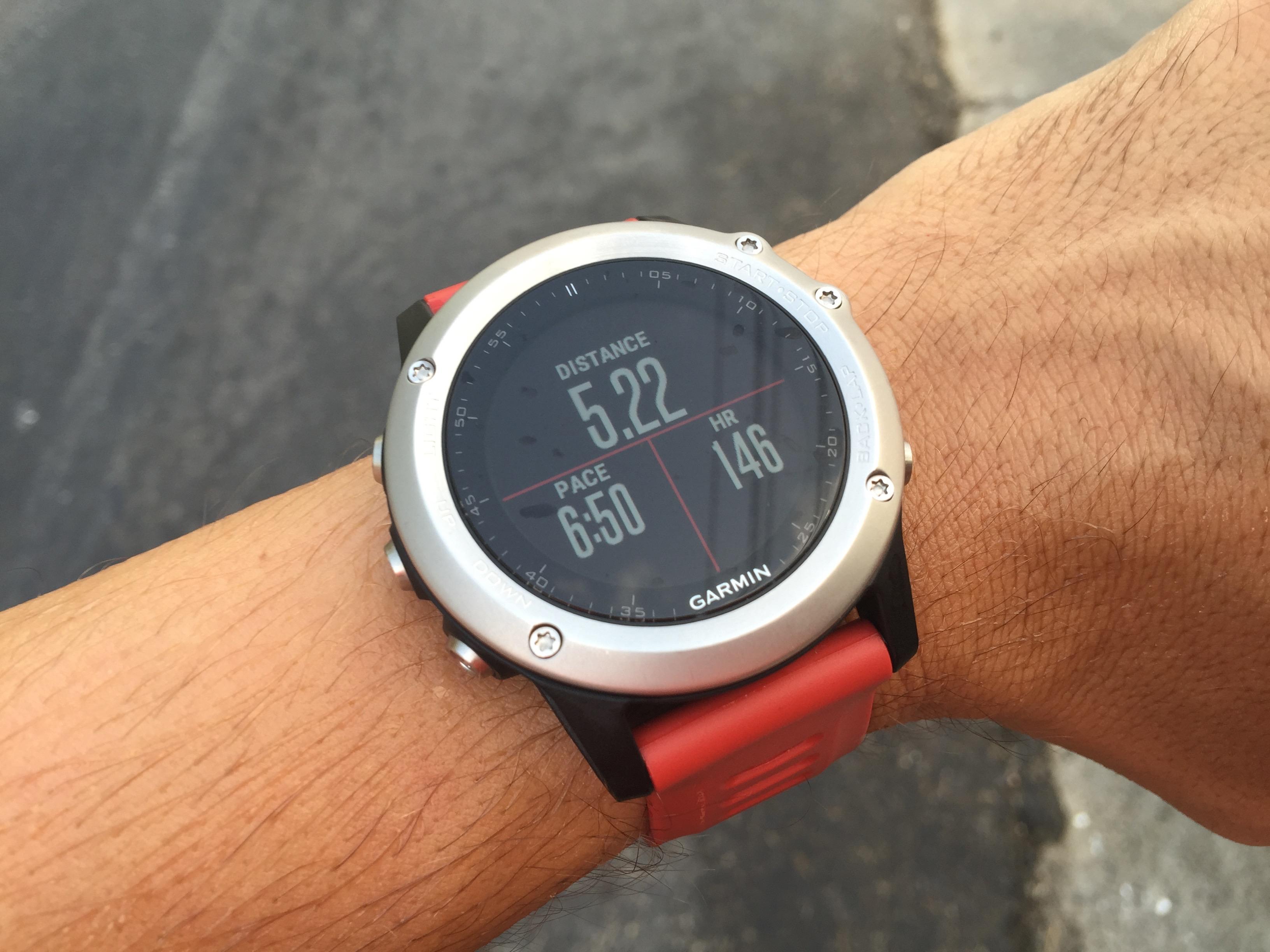 Ручные мужские часы для бега