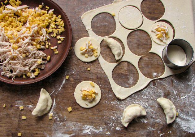 Мини-пицца: формуем пицца-байты