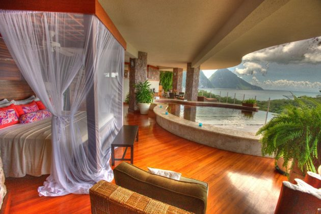 Jade Mountain Resort – St. Lucia