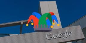 Все первоапрельские шутки Google 2015 года
