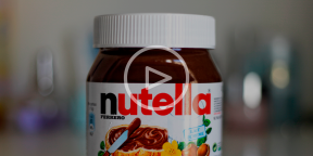 ВИДЕО: 4 простых и вкусных рецепта с Nutella
