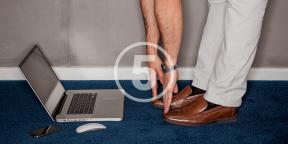 5 упражнений для офисных работников, которые можно выполнить прямо сейчас