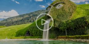 5 необычных фонтанов мира