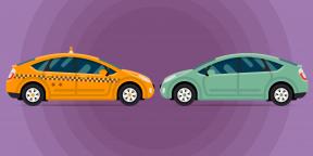 Что выгоднее: такси или личный автомобиль