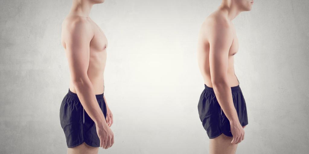 Как правильная осанка может изменить вашу фигуру