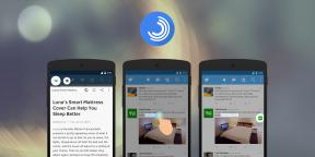 Браузер Flynx умеет открывать ссылки в пузырях и очищать страницы от рекламы