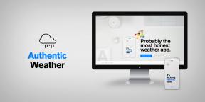 Authentic Weather для iOSи Android скажет, когда эта чёртова погодаизменится