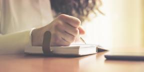 Почему важно перечитывать свои дневники