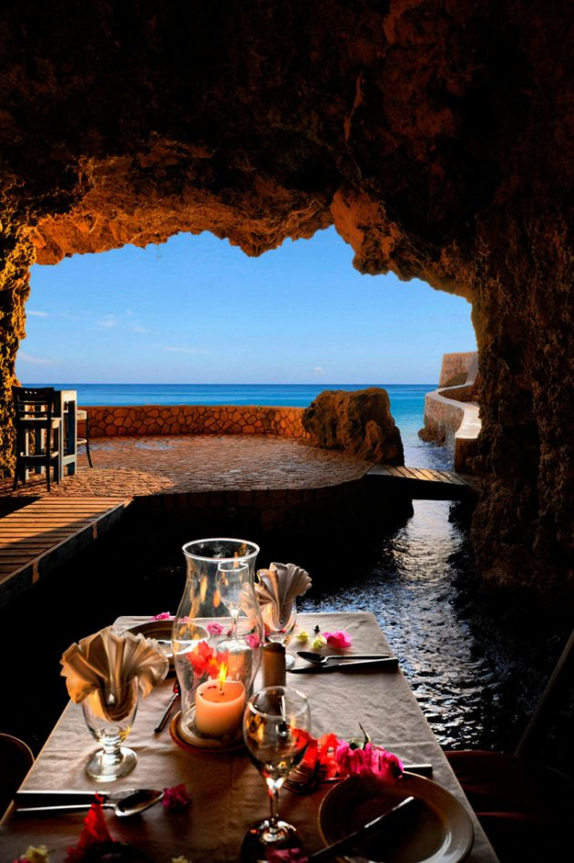 The Caves Negril, Jamaica