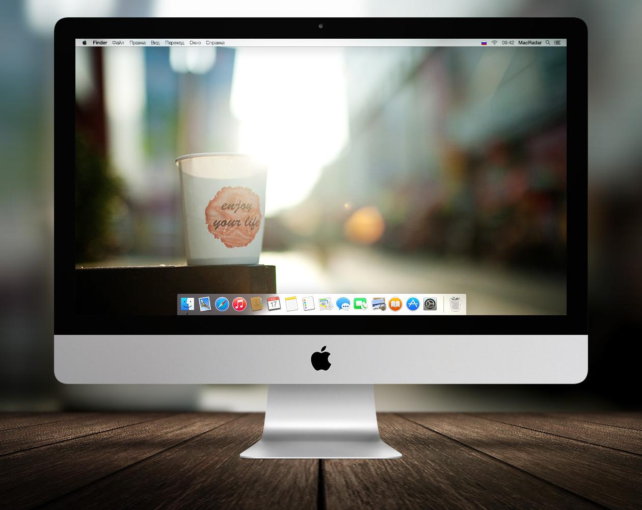 Обои для OS X: Утро начинается…