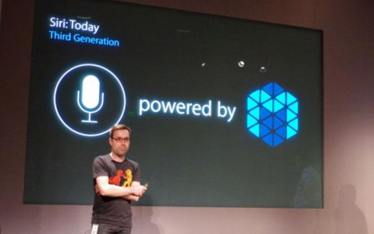 Третье поколение инфраструктуры Siri получило имя JARVIS