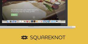 Squareknot — простой способ создавать красивые пошаговые инструкции
