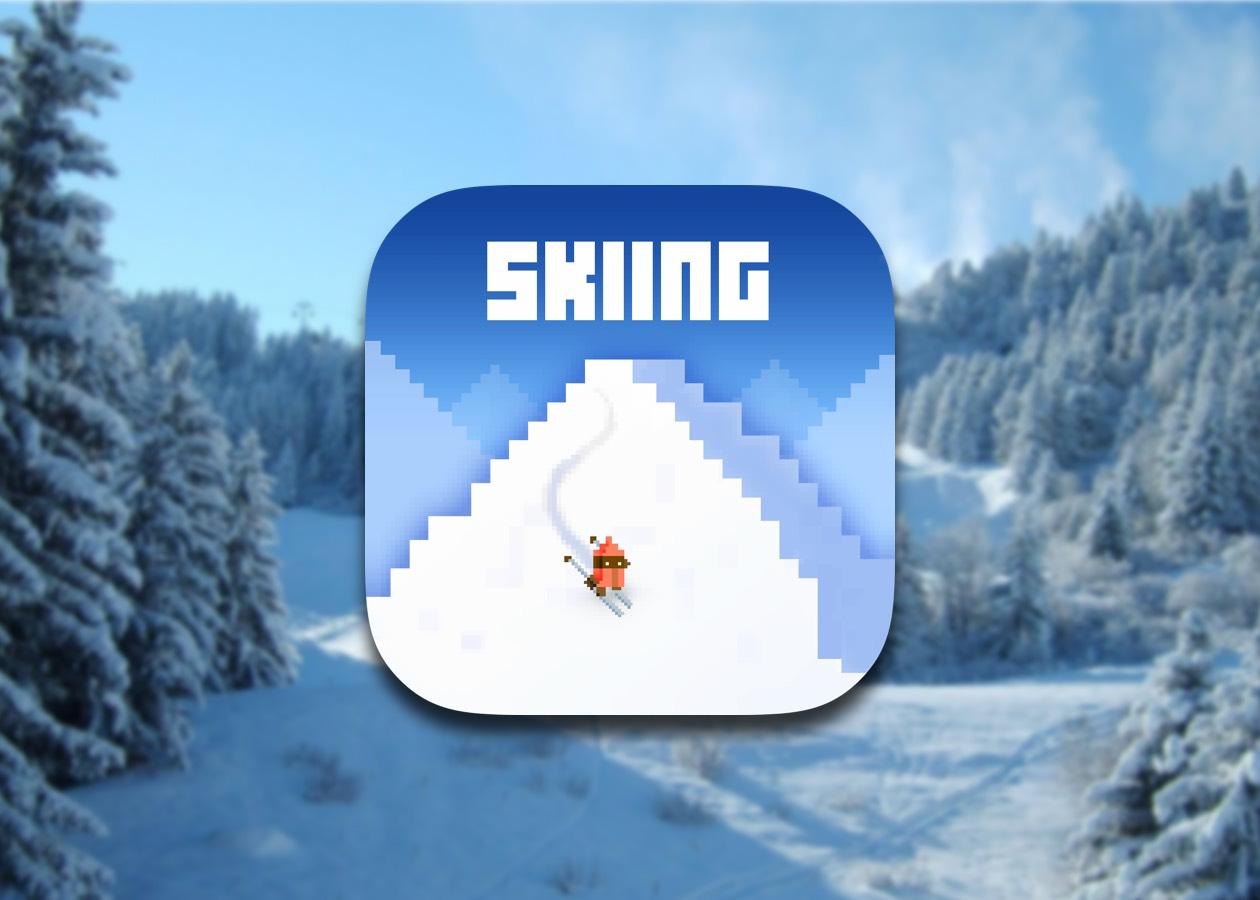 Skiing Yeti Mountain. Смертельная гонка в краю йети