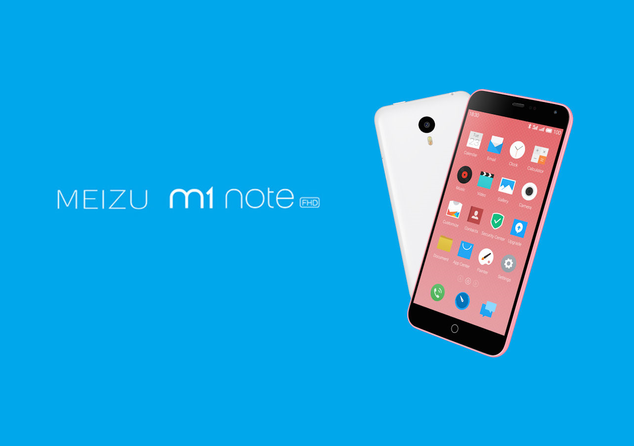 Обзор Meizu M1 Note: можно ли перейти на Android после iOS?