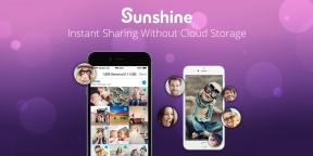 Sunshine — обмен файлами напрямую без облачных хранилищ