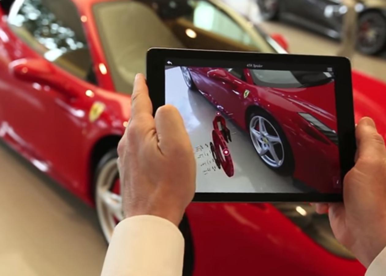 Apple купила разработчиков инструментов для создания дополненной реальности Metaio