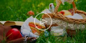 Оригинальные закуски к пикнику, которые сочетаются с хлебом и овощами